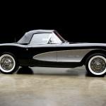 1957 Corvette - AutoChromatica's Halo Light Studio