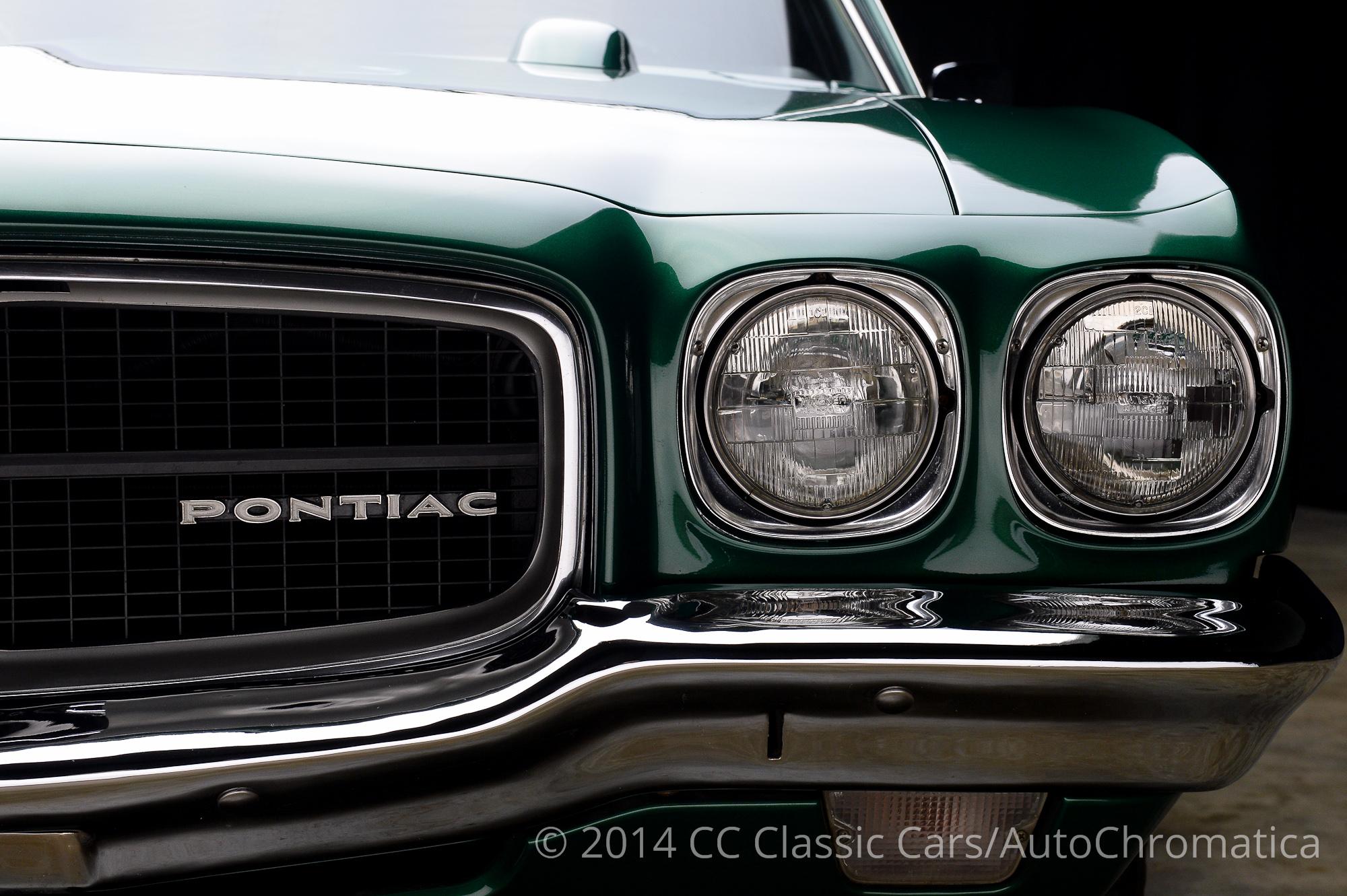 1971 pontiac lemans autochromatica