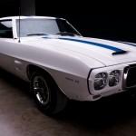 1969 Pontiac Trans Am Front 3/4