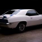 1969 Pontiac Trans Am Rear