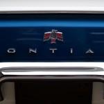 1969 Pontiac Trans Am Rear Badge